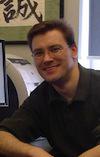 Prof. Gerald Audette headshot