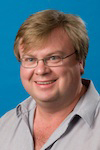 photo of Philip Johnson